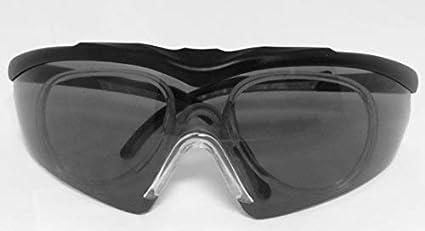 06582d734b6b3 Oculos Protecao Msa Gull + Clip P Lentes De Grau Antiembacante c.a 18067