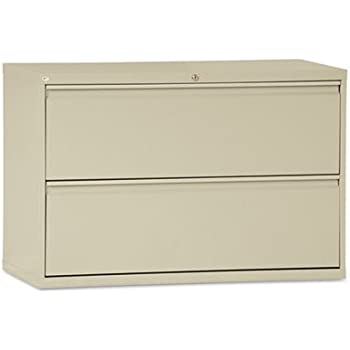 Amazon.com: Alera LF4229PY 2-Drawer Lateral File Cabinet, 42 x 19 ...