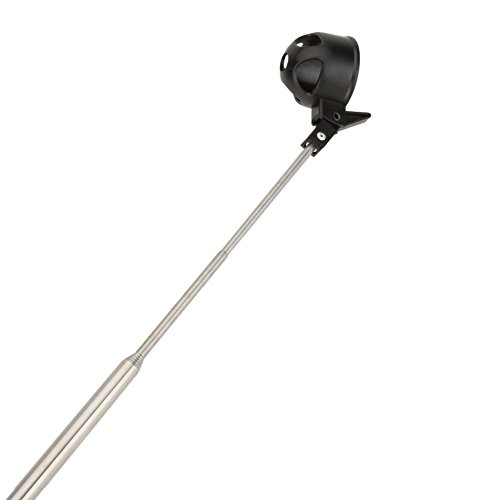 Emousport 2PCS Golf Ball Retriever Device Automatically Pick Up Telescopic Portable Stainless Steel Golf Equipment by Emousport (Image #4)