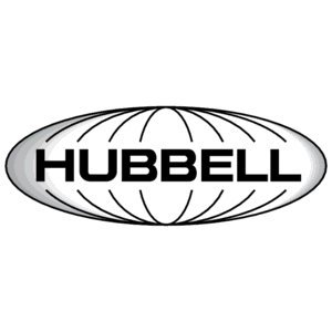 Hubbell HUBFSPLCDM8BE Adapter Panel, 16-Fiber, 8 LC Duplex, Phosphor Bronze, Beige by Hubbell