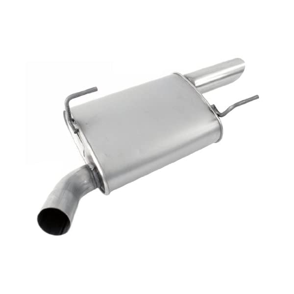 Walker 21324 Quiet-Flow Stainless Steel Muffler