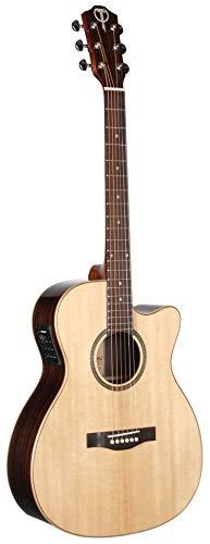 Teton STG150CENT-AR Grand Concert Acoustic-Electric Guitar ()