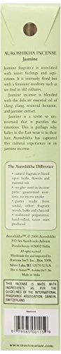 Auroshikha Incense, Jasmine, 10 Gram