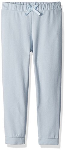 Girls Drawstring Waist Terry Cloth - The Children's Place Baby Girls' Pants, Cosmic Light 89892, 3T