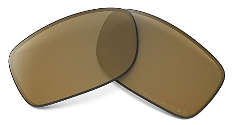 Oakley Fives 3.0 13-539 Polarized Rimless Sunglasses,Multi Frame/Bronze Lens,One - Sunglasses Own Customize Your