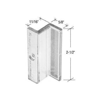 Sliding Shower Door Bottom Guide For Kinkead And Sterling