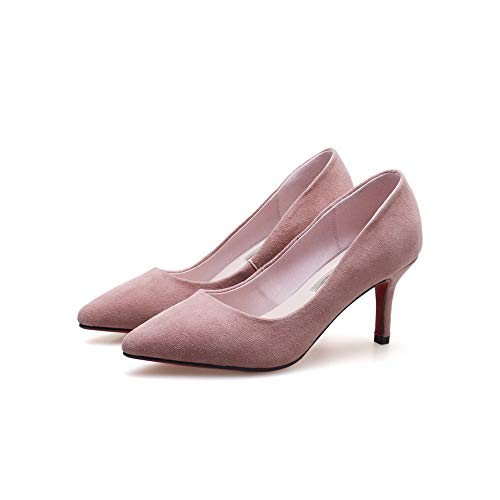 Sandales BalaMasa Compensées 36 5 Femme Rose APL11004 Rose Pq5Txqwpr