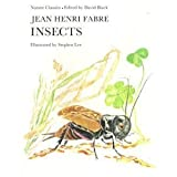Insects, Jean Henri Fabre and David Black, 0684159775