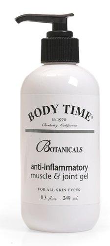 Anti-inflammatoire musculaire et des articulations Gel 8.3 oz