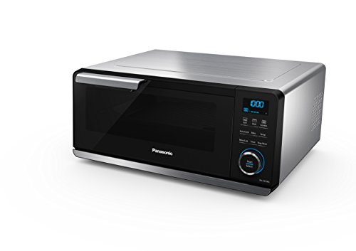 Panasonic NU-HX100S Countertop Induction Oven with Induction Technology and Infrared Heat, Stainless