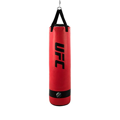 UFC MMA Heavy Bag 80Lbs - Heavy Bag, Red, 80 lb for sale  Delivered anywhere in USA