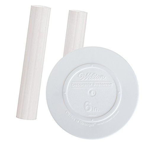 (Wilton Smooth Edge Separator Plate bundled with Replacement Pillars)