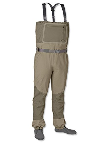 Orvis Silver Sonic Convertible-top Waders/Only Regular, Large