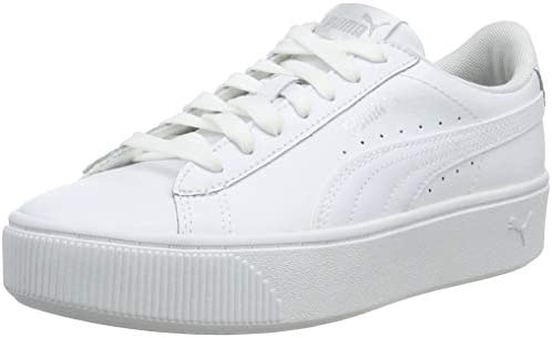 Puma Vikky Stacked L white Shoes For