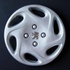 Juego de 4 tapacubos para Peugeot Bipper R13 o R14: Amazon.es: Coche y moto