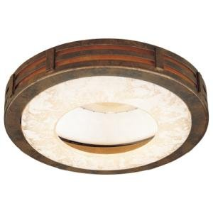 hampton bay recessed trim ring in golden bronze finish. Black Bedroom Furniture Sets. Home Design Ideas