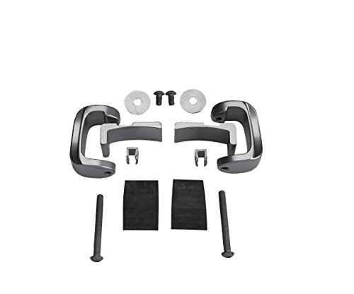 TracRac 41000 TracONE Silver Toolbox Mount Kit (2002 Toyota Tacoma Toolbox compare prices)