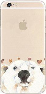polar bear iphone case - 3