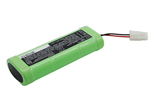 Cameron Sino 3600mAh Ni-MH Rechargeable 14501 Battery for IRobot Looj 135 125 155 Gutter Cleaning Robot
