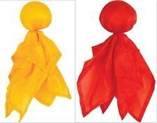 Creative Converting Penalty Flags, Red and