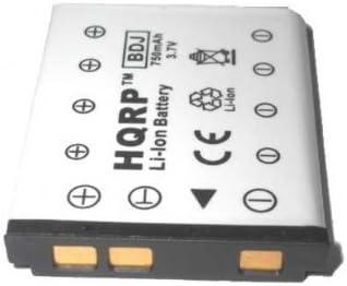 CARGADOR PARA Polaroid t 831 t831 t-831 3,7v Batería