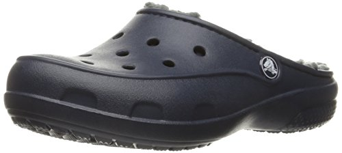 navy Crocs Freesail Plushlined Femme Bleu Sabots Clog fA1A0q
