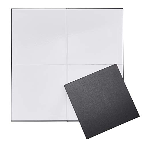 r DIY - 2-Pack Dry Erase Board Game, 18 x 18-Inch Folding Game Board, Make Your Own Board Game for Game Night, Classroom School Craft Project, Party Game, Black ()