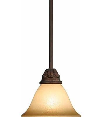 Volume Lighting Isabela 1-light Italian dusk mini-pendant