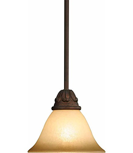 Volume Lighting Isabela 1-light Italian dusk ()