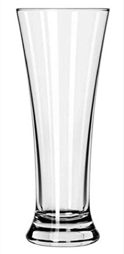 ivook Treo Milano Beer Glass Set  340ml, Clear    Pack of 6