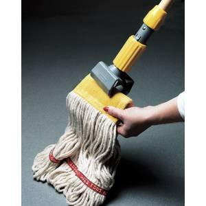 Rubbermaid Mop Handles Clamp Style 54''