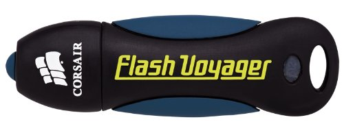 Corsair Voyager 16 GB USB 2.0 Water Resistant Flash Drive  (CMFUSB2.0-16GB)
