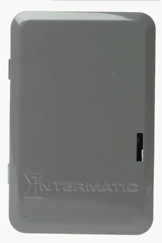 intermatic t104 electromechanical timer 208 277 v 40 a. Black Bedroom Furniture Sets. Home Design Ideas