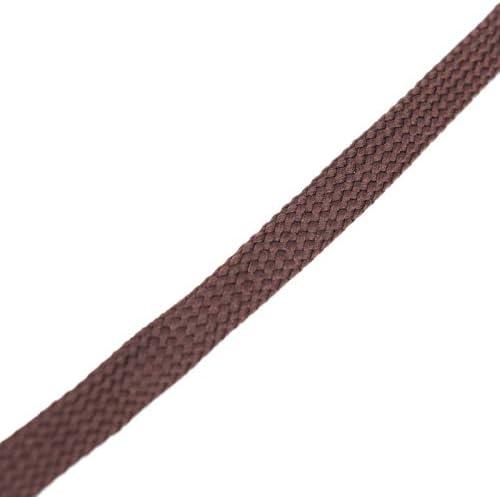 Bloomeet Brosse de Nettoyage en Corde Serpent pour al/ésage 17 Cal.177 Cal.17HMR .17 wMR/&4,5 mm