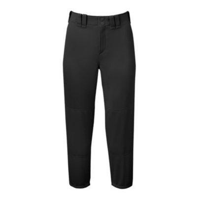 Mizuno Women Select Belted Low Rise Softball Pant WHITE 2XL by Mizuno