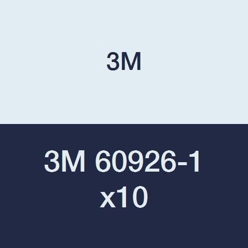 3M Multi Gas/Vapor Cartridge/Filter 60926, P100 Respiratory Protection 10 Pair Pack