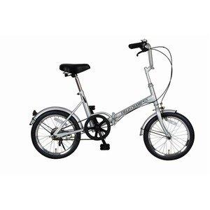 折畳み自転車 FIELD CHAMP365 FDB16 No.72750   B01CXGSPGE