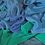 ALL RAGS N651-25 Reclaimed Huck Towels, 16 x 24''