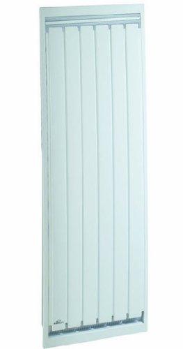 Radiador hierro fundido por inercia seca vertical 1000 W