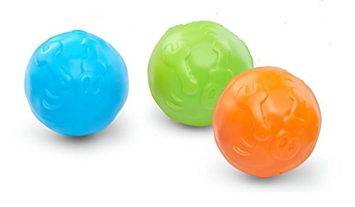 Set Of 3 Replacement Balls For Vtech Drop And Go Dump Truck