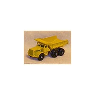 Matchbox 1964 Regular Wheels Euclid Dump Truck MB6C4: Toys & Games