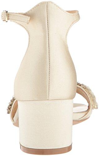 Badgley Mischka Womens Tamara Dress Sandal Ivory qWkrpgmJgT