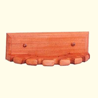 - Intrepid International Wall Mount Wooden Whip Holder