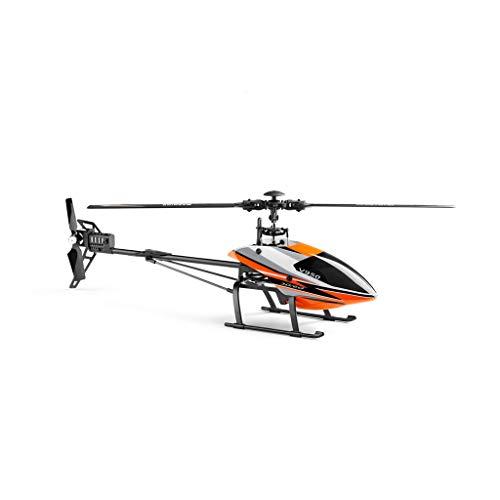 Ktyssp WLtoys V950 2.4G 6CH 3D 6G System Brushless Motor Flybarless RC Helicopter