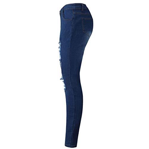Donna Blu Jeans Impero Itisme Jeanshosen UxYvww