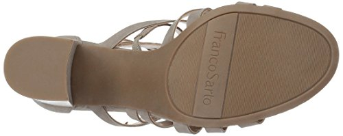 Women's Tech Grey Franco Hi Sarto Heeled Sandal Madrid x5qWa8fwS