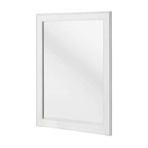 Foremost Gazette 32 In. L X 24 In. W Framed Wall Mirror -