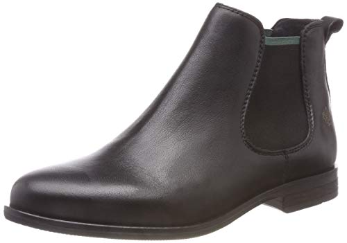 1 Boots Noir Apple Of Manon Femme black Eden Chelsea wqSIp8q