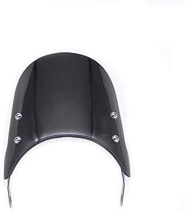smoke Motorcycle Headlight Fairing Windshield Windscreen For Triumph Bonneville T100 T120 2001-2017