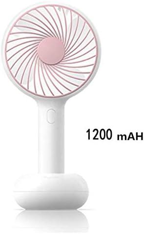 Portátil Mini Ventilador Ventilador De Carga USB Estudiante ...